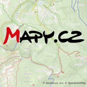 Hiking Map of the Czech Republic for FREE!